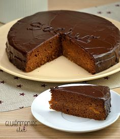 Gluténmentes Sacher torta | Gluténmentes élet