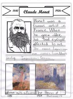 Art Study Charlotte Mason Style, great ideas, links and printables