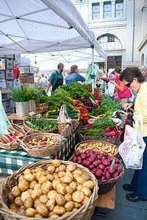 SF Farmer's Market