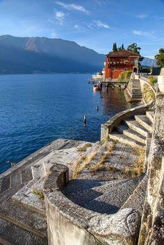 Tremezzo, Lombardy, Italy by bautisterias
