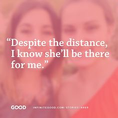 From an inspiring story about #love shared on Infinite Good.