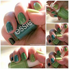 Green Day, Nail Polish, Photo And Video, Nails, Beauty, Finger Nails, Ongles, Nail Polishes, Polish