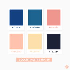 Color Palette No. Pastel Colour Palette, Colour Pallette, Color Palate, Color Patterns, Color Schemes, Color Harmony, Aesthetic Colors, Colour Board, Color Stories