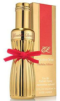 Youth-Dew Estée Lauder perfume - a fragrance for women 1953