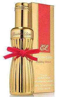 Youth-Dew Estée Lauder perfume - a fragrance for women 1953