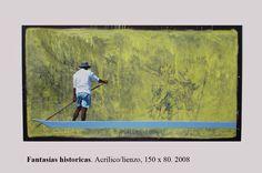 Oil on canvas Riverocintra.com