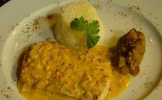 Robalo à indiana com mango chutney de Claude Troisgros - Receitas - Receitas GNT