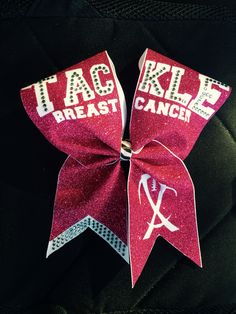 2015 Breast Cancer Awareness Bow