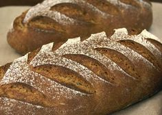 47% Rye Bread // ingredients are listed in grams etc; however it seems to have helpful information and tips for making rye bread.