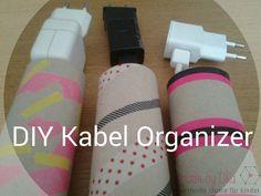 DIY Kabel Organizer