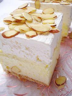 Krem Kocke Brze Torte, Rodjendanske Torte, Kolaci I Torte, Easy Desserts, Delicious Desserts, Cake Cookies, Cupcake Cakes, How To Make Cake, Food To Make