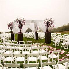 wedding aisle decorations | wedding ceremony aisle decorations / WEDology by Dejanae Events: Plan ...