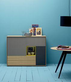 TREKU - Productos - Salón & Comedor - Aparadores - Aura Collection