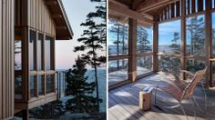 Johnson Cove Retreat, Roque Bluffs, Maine | Whitten Architects