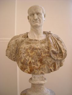 Vespasiaus (about 80 AD) - Naples, Archaeological Museum
