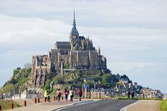 Mont-Saint Michel, Normandy, France