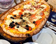 Made in Italy : Pizza