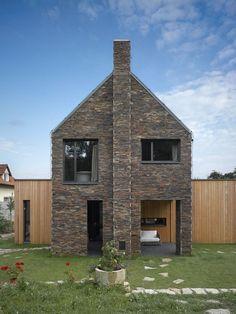 UNIT architekti | rodinný dům Vonoklasy