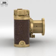 Leica Luxus II #Leica, #Luxus, #II Leica M, Movie Camera, 3d Models, Luxury, Cinema Camera, Film Camera, Camcorder