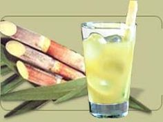 "Juices: ""Caldo de Cana"" or ""Garapa"" - The best combination with ""Pastel de Feira""."