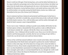 Pottermore: Draco Malfoy Part 4 Harry Potter Parts, Harry Potter Friends, Harry Potter Love, Harry Potter Fandom, Harry Potter Memes, Dramione, Drarry, Harry Potter Pottermore, Slytherin House
