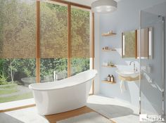 Salon kąpielowy Santorini. 10 m2 luksusu. Projekt gratis