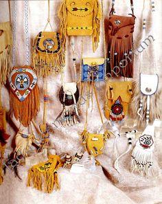 Medicine Bags Suzanne McNeill Design Originals by ladydiamond46