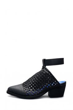Jeffrey Campbell Shoes MENIFEE Shop All in Black Weave
