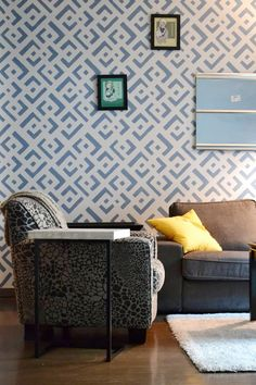 wall stencils for living room 1000 images about stenciled accent walls on 22071