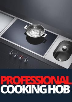 The advantages of cooking on an induction hob greatly outweigh those of conventional methods. Here have been seven reasons why you might strongly consider switching to a commercial induction hob in a professional kitchen as a resource, clean, and distinguished social of cooking. Professional Kitchen, Turntable, Commercial, Bathroom, Cooking, Washroom, Kitchen, Record Player, Full Bath