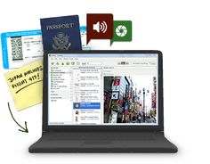 Evernote.com  Captures your ideas, likes, etc & then lets you access it & find it easily