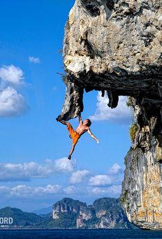 ♂ Sports Adventure - mountain climbing