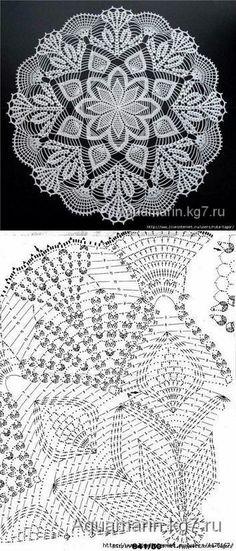 KUFER: Wzory szydełkowe