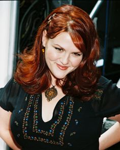 Sara Rue (just popped up on Psych! LOVE HER!)