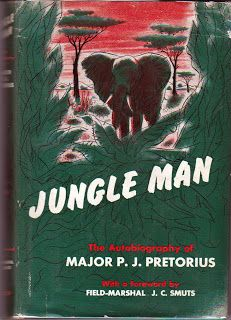 Pretorius, P. the Autobiography of Major P. New York: Dutton, Print. Hardcover with dustjacket. 256 pages. Adventure Books, Field Marshal, Safari, Third, Hunting, Africa, India, York, History