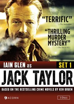 Kicked off Ireland's police force for booze-related infractions, and now working as a 'finder'/private eye in Galway, Jack Taylor takes on cases the cops won't touch. Based on the bestselling crime fiction by Ken Bruen.