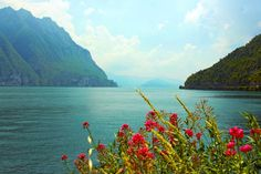 Iseo Lake, Lombardy, Italy