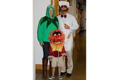 The Muppets: Animal, Kermit & Swedish Chef Family Halloween Costumes, Group Costumes, Swedish Chef, Kermit, Autumn, Fall, Costume Ideas, Fashion Beauty, Princess Zelda