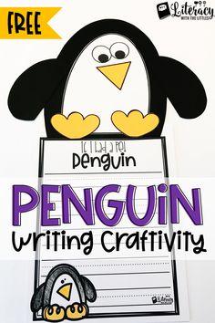 This penguin craftiv