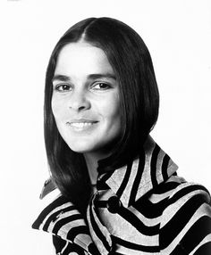 Vogue Daily — Ali Macgraw