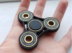 Triad - Fidget Spinner 3d printed