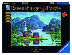Shop for The Saguenay Fjord and other Ravensburger jigsaw puzzles at SeriousPuzzles.com.
