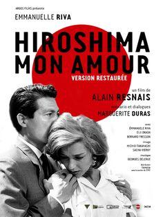 Hiroshima mon amour 1959 giclee print