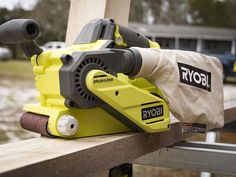 The Ryobi One+ 18V Brushless Belt Sander offers cordless convenience, but what should you expect for performance and runtime?  #Ryobi #DIY #sander #beltsander #woodworking #carptentry #tools #powertools #cordlesstool  https://www.protoolreviews.com/tools/power/cordless/grinders-sanders-cordless/ryobi-18v-brushless-belt-sander-review/28197/