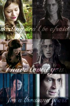 """RumBelle """"A Thousand Years"""" - part 7 'Darling don't be afraid, I have loved you for a thousand years'"""