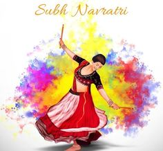Let the festivities finally begin.🎉🎉 🌟Wishing everyone Happy Navratri!🌟 May you find all the delights of life, may your all dreams come true. Come visit Sialkot Sarees for the festival collection! Happy Navratri Status, Happy Navratri Images, Navratri Special, Navratri Greetings, Navratri Wishes, Diwali Greetings, Navratri Messages, Navratri Quotes, Festivals Of India