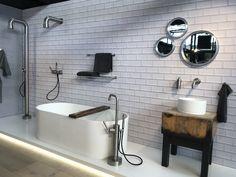 Inloopdouche Met Badkamerkranen : 263 beste afbeeldingen van badkamers bathrooms gespot door