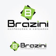 Arte campeã do projeto Brazini #logovia #logodesign #logomarca