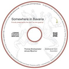 As time goes by - Somewhere in Bavaria (2012) - CD