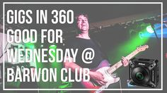 """GIGS IN 360 - """"IT'S RAD"""" - GOOD FOR WEDNESDAY @ BARWON CLUB   LUCINDA GOODWIN PHOTOGRAPHY"""
